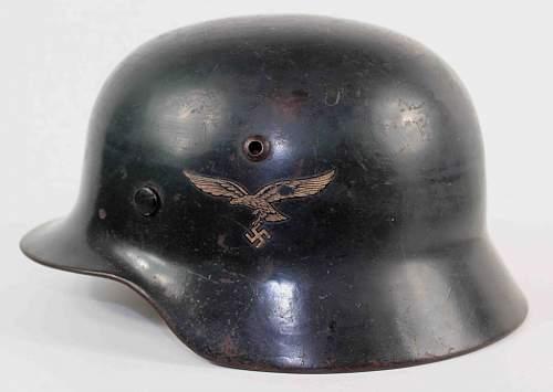 Luftwaffe M35 DD