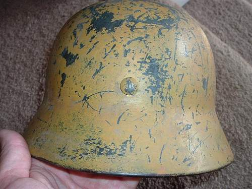 opinion on luftwaffe helmet.