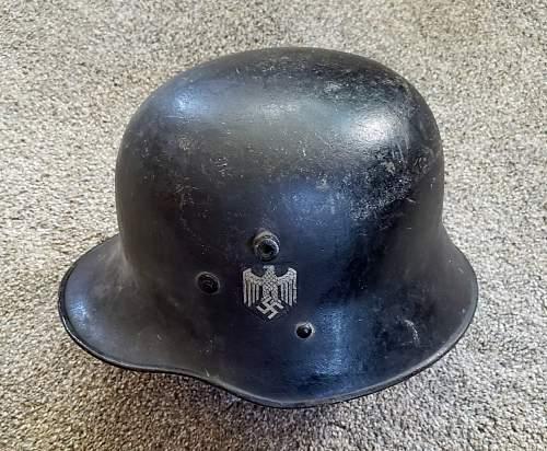 Heer Transitional SD Helmet