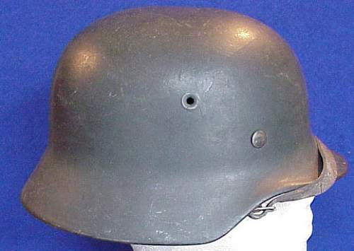 Heer m40 sd helmet opinions