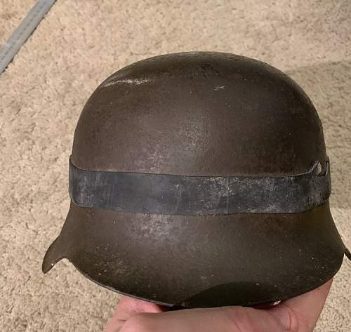 help* should I try to get this german helmet