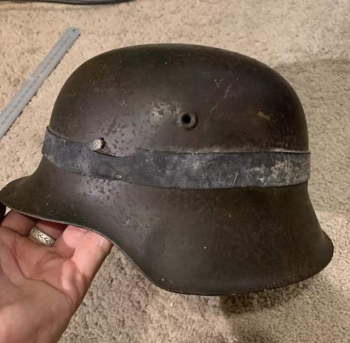 help* should I try to get this german helmet