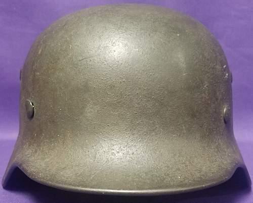 *help* Luftwaffe Helmet