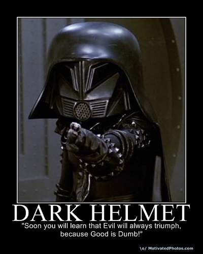 Do you try the helmets on???
