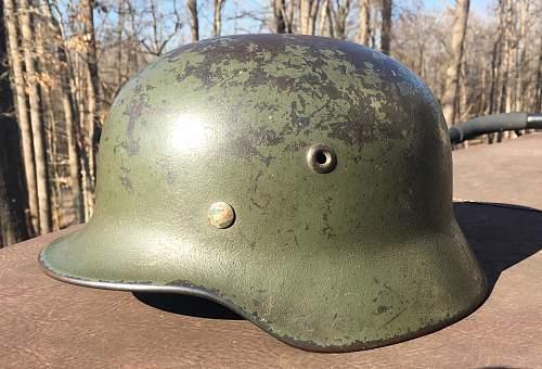 M40 helmet opinions