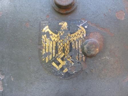Hungarian/Berndorfer M17 SD reissue Heer