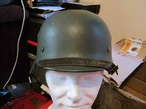 nice german helmet what is it Q64