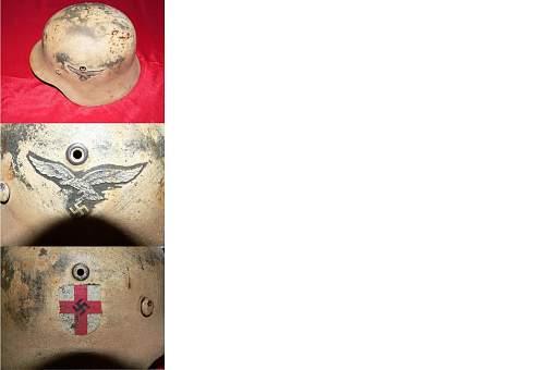 Luftwaffe unusual decal????