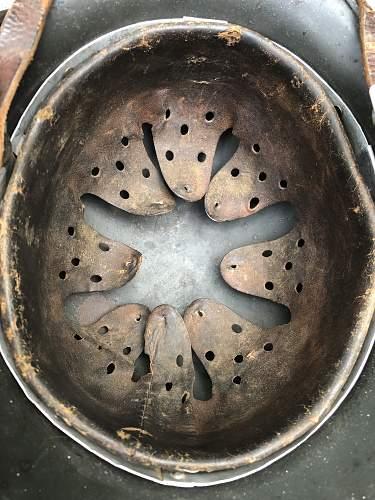 M35 DD Luft Helmet