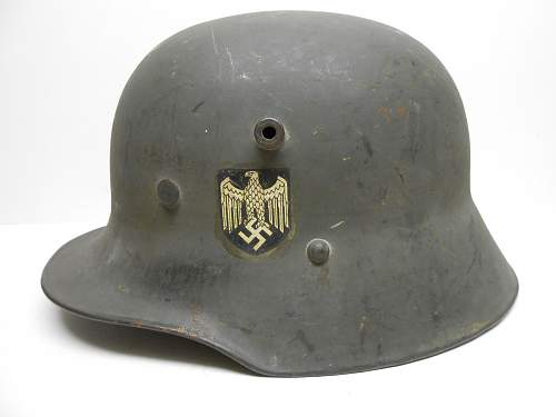 Ww1 german helmet