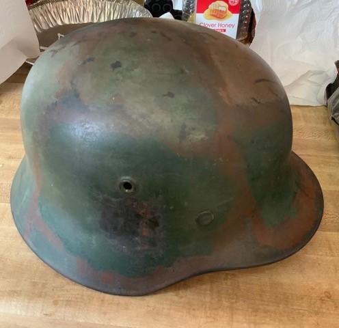 2 LW helmets - one camo