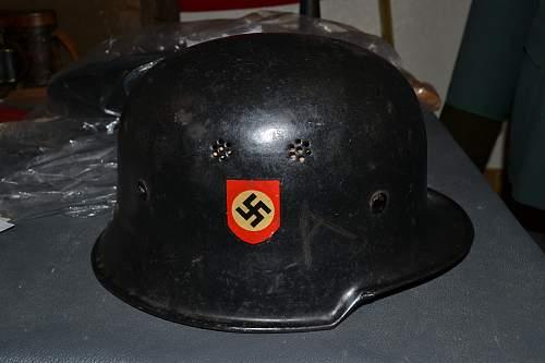 Police Helmet?