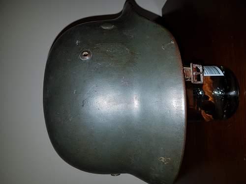 M35 army helmet