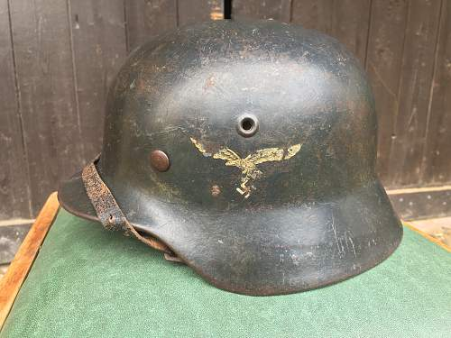 Opinions on this Luftwaffe M40