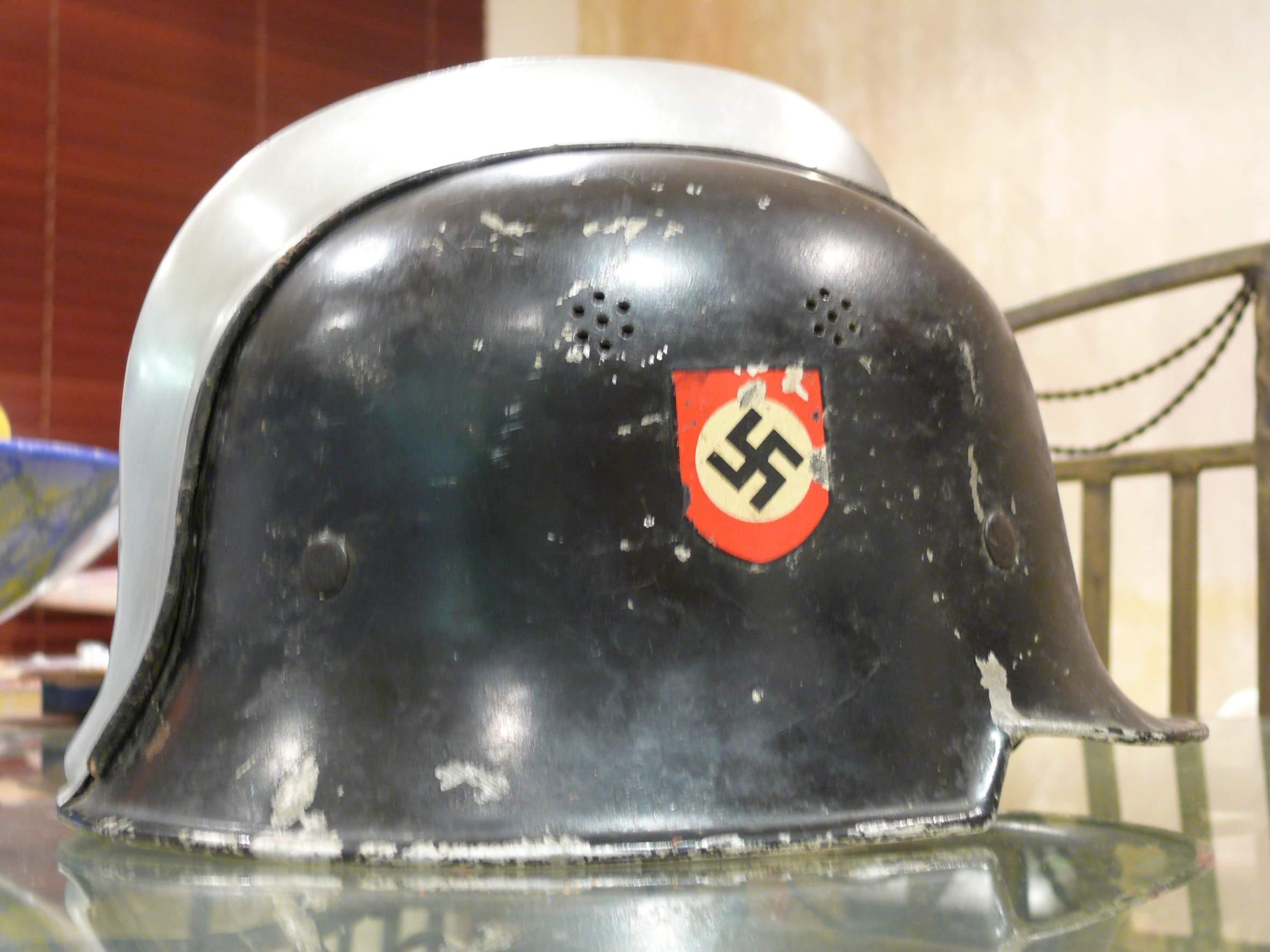 German Helmet Decals World War 2