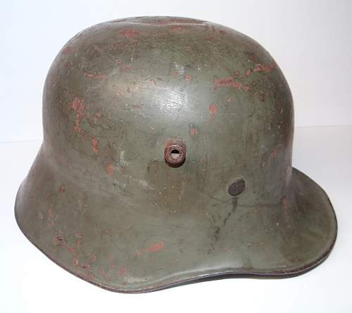 Out of the woodwork m17 transitional former dd helmet