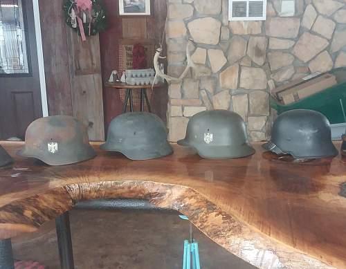 TR helmets