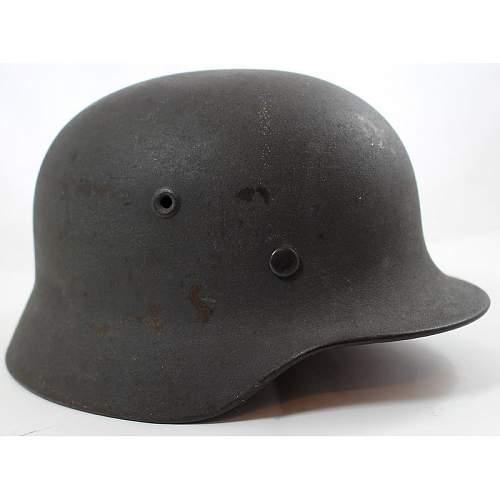 M40 Q64 Luftwaffe helmet