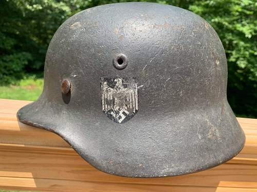 New to German helmets and I could use some help with identifying please!!!!