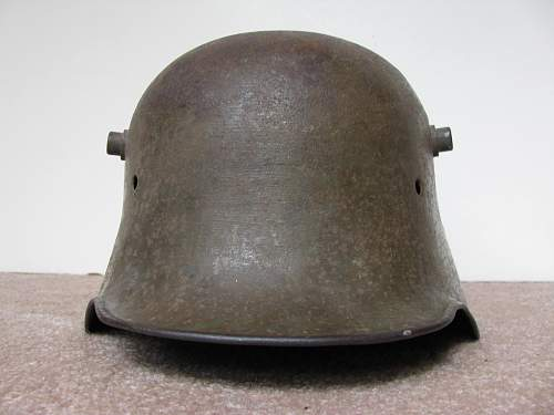 HJ  Helmet M16 Shell with Painted Insignia