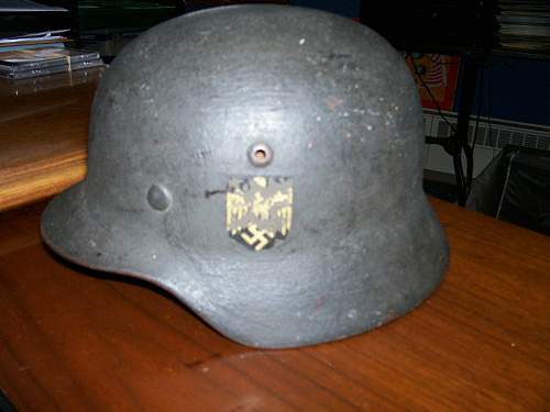 M35 Heer re-issue