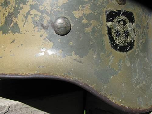 M35 DD Combat Police DAK/Med Tropical Camo Q66 LOt # 2904