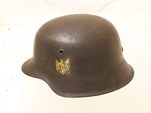 Need help on this helmet