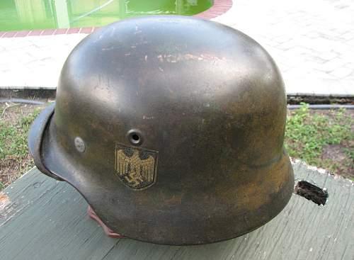 M40 SD Camo, Heer over Police DD