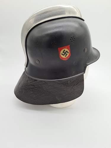 M34  Feuerwehr Stahlhelm
