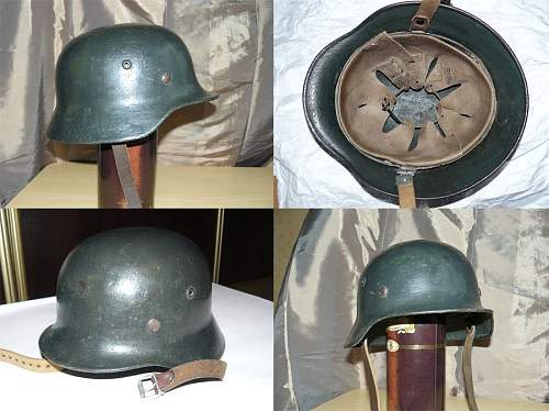 M40 Helmet: Your opinions?