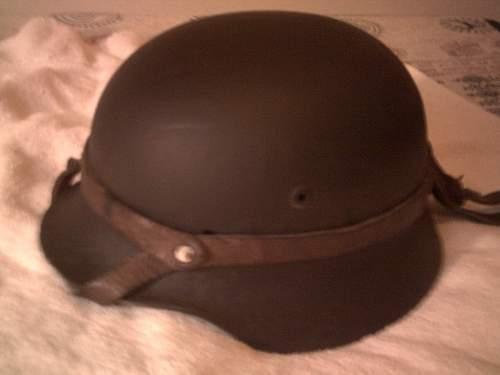 Click image for larger version.  Name:Belt Loop towards rear skirt of helmet 005.jpg Views:264 Size:190.7 KB ID:150965