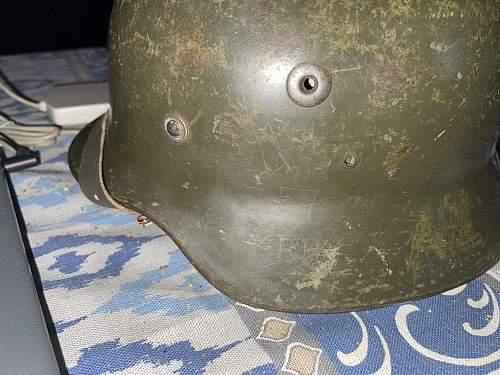 Strange Finnish M40/55