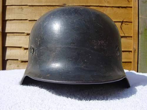 help with helmet