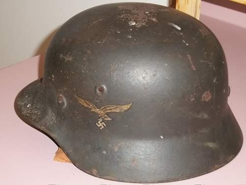 HELP with M40 Luft helmet find.