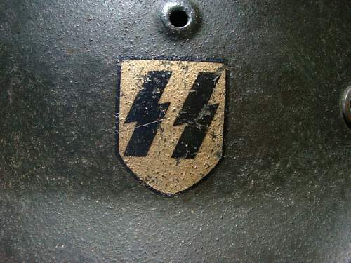 PLEASE YOUR OPINIONS ON 2x  M42  HELMET  SHELLS
