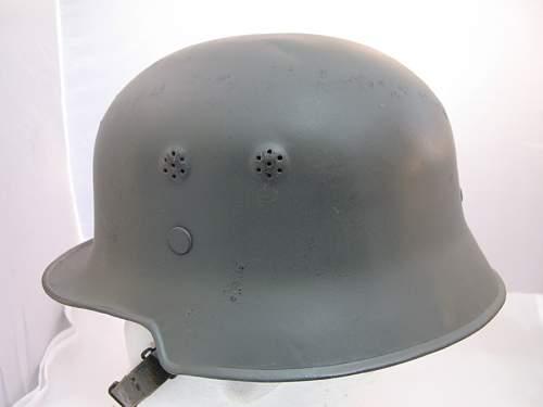 Helmet Model 24 of the RLB
