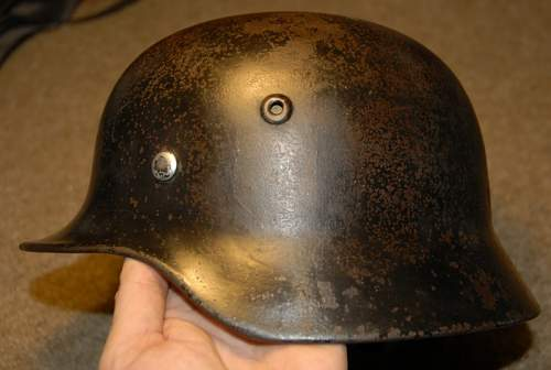 need oppinion on this M40 Reissue Helmet