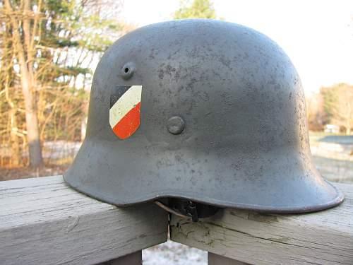 M34 Medium Weight Bulged Vent DD Heer