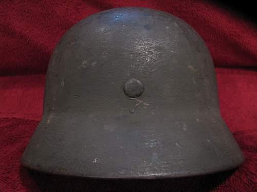 M35 Q64 Reissue Helmet