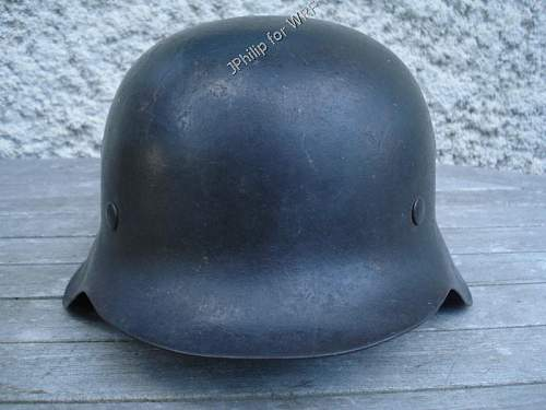 My one and only german helmet bought this year...M42...