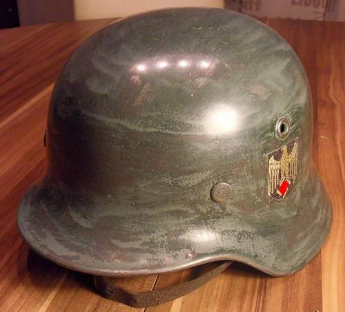 Have been offered this helmet.