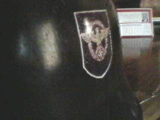 Need Help!  Considering Purchase: Fire/Police Double Decal Helmet - Authentic? Price?