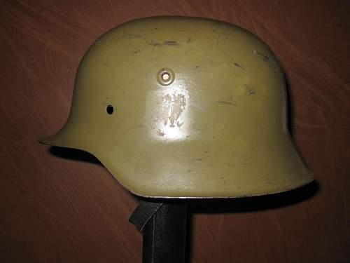 Click image for larger version.  Name:M42 helmet.JPG Views:173 Size:134.7 KB ID:169292