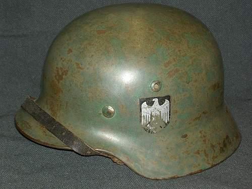 Click image for larger version.  Name:Stahlhelm M35 - ET62 - Heer - f.JPG Views:618 Size:87.0 KB ID:169726