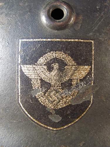 M40 DD Police decals (Quist)