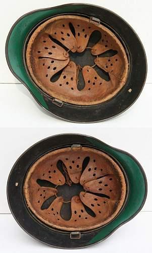 Click image for larger version.  Name:WWII-German-M40-SE64-Luftwaffe-Helmet3.jpg Views:54 Size:127.7 KB ID:174081