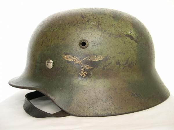 Luftwaffe DD Cammo