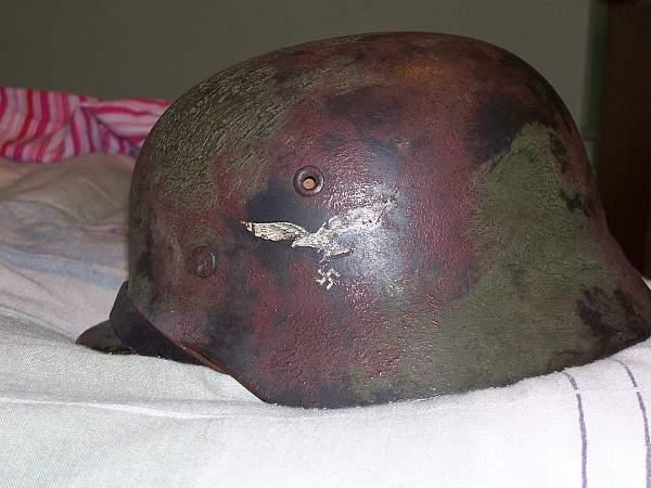 My only helmet