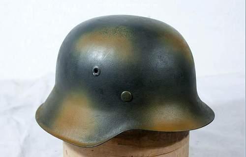 Luftwaffen helmet FAKE OR ORIGINAL?