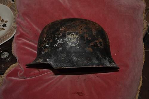 Police Helmet ?